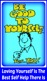 Helping yourself is the best self help there is.