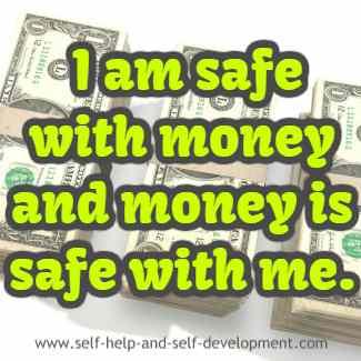 Inspiration for money.
