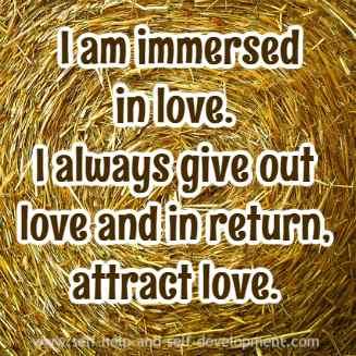 Inspiration for love.