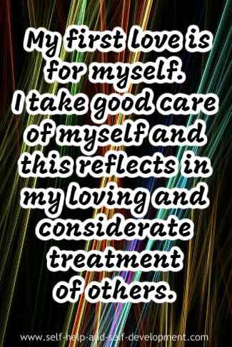 Inspiration for self love.