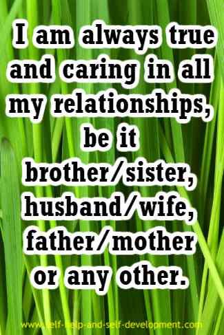 Inspiration for relationships.