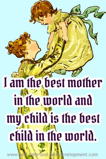 Inspiration for being a mother.