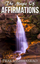 Cover Page of ebook on Affirmations.