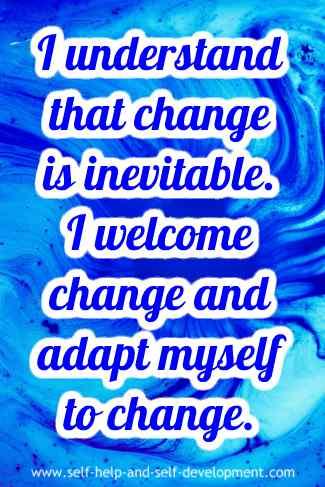 Inspiration for Change.