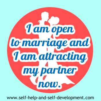 Inspiration for attracting life partner.