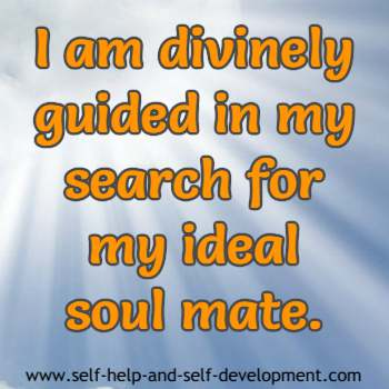 Inspiration for finding ideal soul mate.