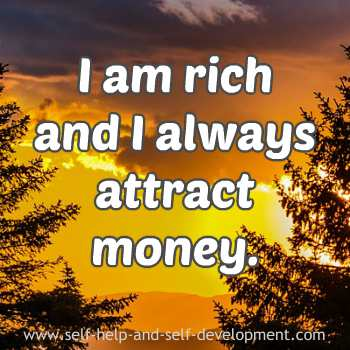 Positive inspiration for prosperity.