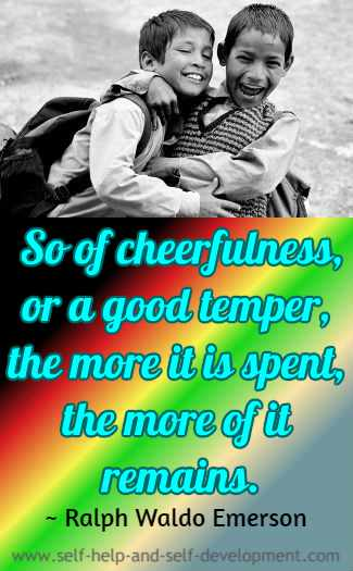 Quotation by Ralph Waldo Emerson.