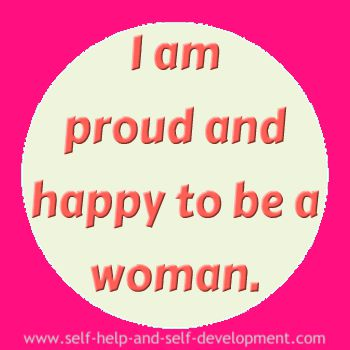 20 Affirmations For Women To Empower Women