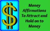 Money Affirmations.