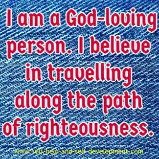 Inspiration for Godliness.