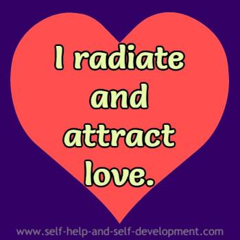 Positive inspiration for love.