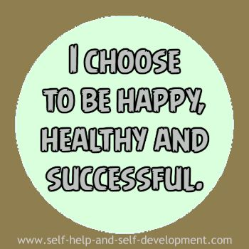 Inspiration for being happy, healthy and successful.
