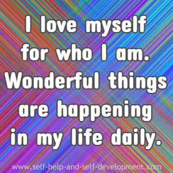 Inspiration for self love and a wonderful life.