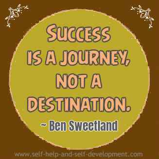 Quotation by Ben Sweetland.